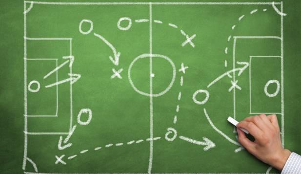 Tactique au football : une partie d'échecs ?