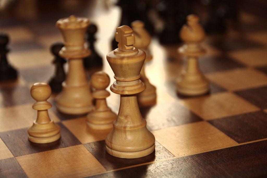 Jouer aux échecs en ligne sur capakaspa en 2008
