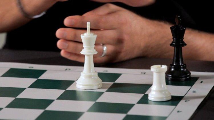 Etude des finales aux échecs