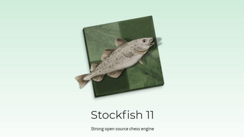 Stockfish 11 moteur d'échecs gratuit