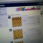 Liste parties d'échecs en cours sur CapaKaspa