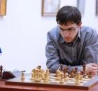 Maxime Vachier-Lagrave au Grand Prix de Taschkent