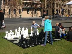 Apprentissage du jeu d'échecs