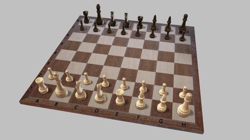 chess960 Fischer Random Chess sur CapaKaspa