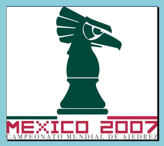 Championnat du Monde d'échecs Mexico 2007