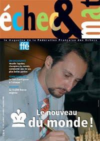 Echecs&Mat la revue de la Fédération Française des échecs