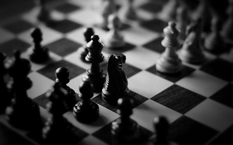 Résoudre le diagramme d'échecs du jour
