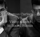 Match Carlsen - Anand 2014