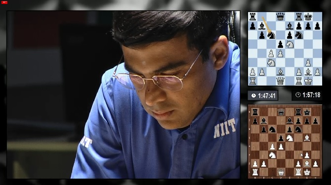 Anand Partie 5