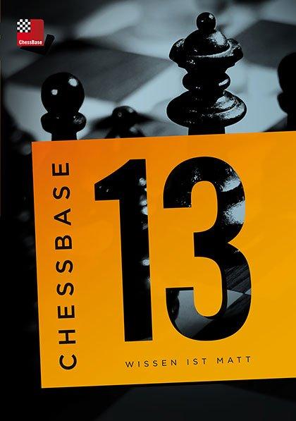 Chessbase 13 Base de données parties échecs