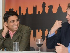 London Chess Classic 2014 Anand vainqueur