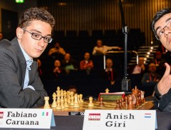 London Chess Classic Ronde 3