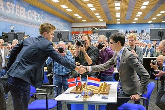 Tata Steel Chess 2015 : Ronde 1 et 2