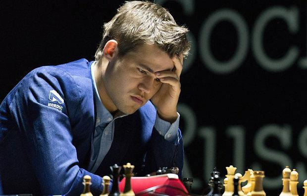 Tata Steel Chess 2015 Carlsen