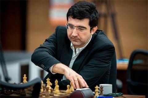 Zurich Chess Challenge 2015 Vladimir Kramnik