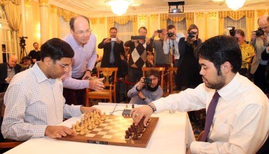Zurich Chess Challenge 2015 Armageddon : Nakamura bat Anand et gagne le trophée