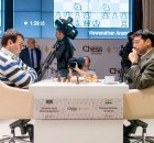 Shamkir Chess 2015 Ronde 8 - Anand revient