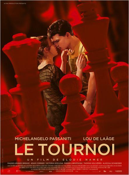 Affiche du film Le tournoi d'Elodie Namer