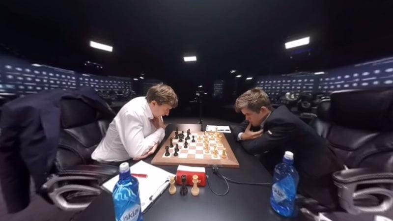 Carlsen Karjakin 2016 partie 10 coup 16