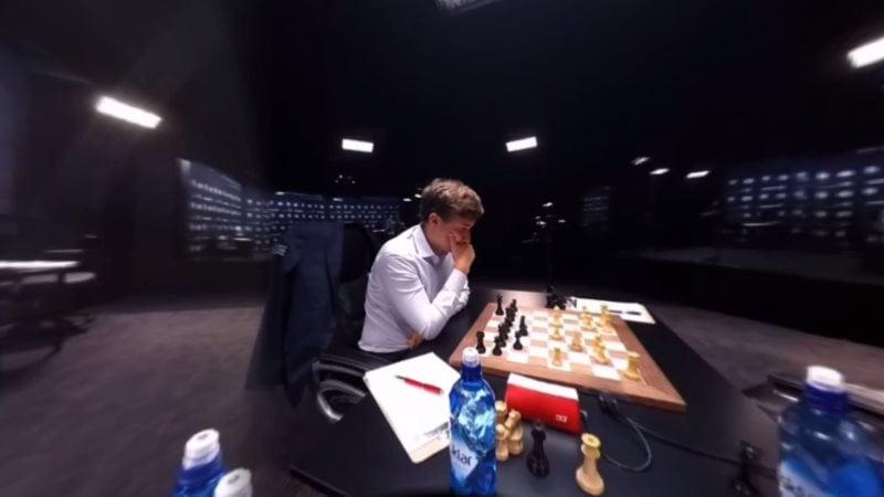 Carlsen Karjakin 2016 partie 3 coup 16