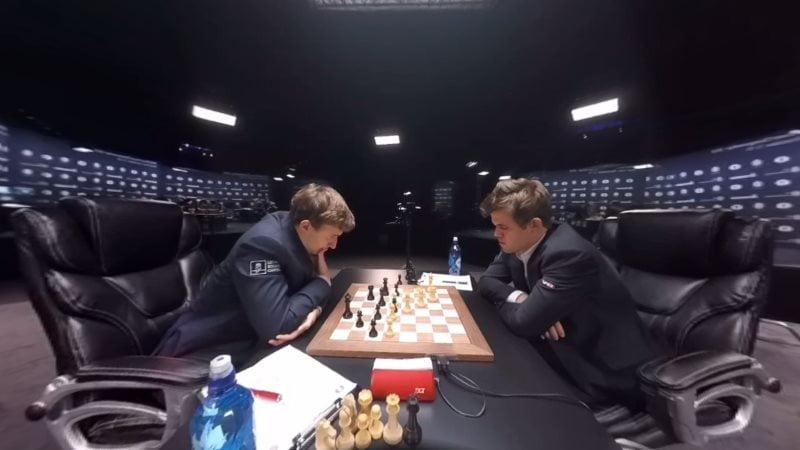 Carlsen Karjakin 2016 partie 5 coup 39