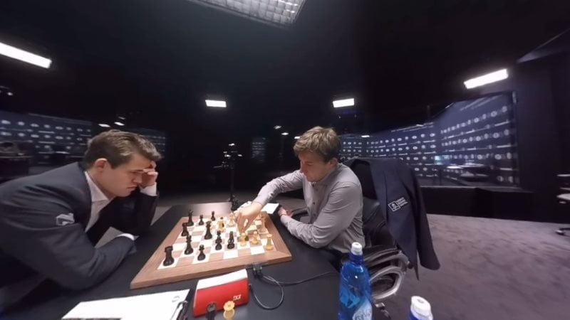 Carlsen Karjakin 2016 partie 6 coup 22