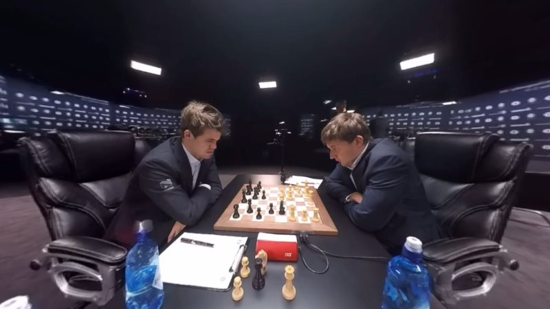 Carlsen Karjakin 2016 partie 7 coup 16