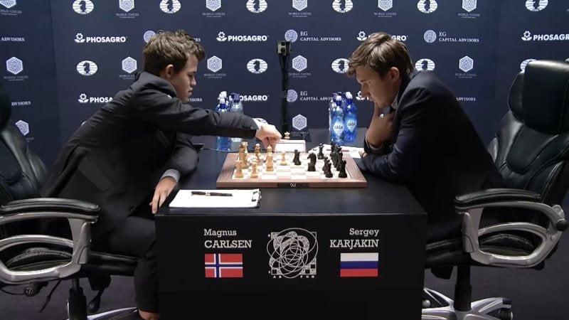 Carlsen karjakin 2016 partie 8 coup 5