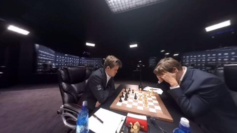 Carlsen Karjakin 2016 partie 9 coup 31