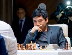 Shamkir Chess 2015 Ronde 4 - Wesley So