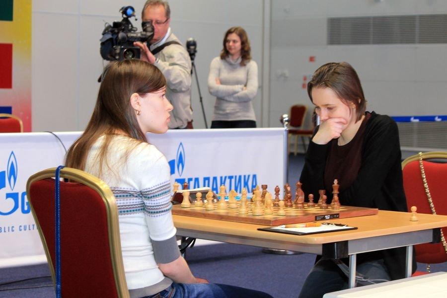 Championnat du monde d'échecs féminin 2015 partie 3