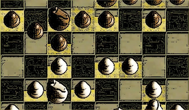 Variante du jeu d'échecs Kung Fu Chess