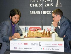 Norway Chess 2015 Ronde 3