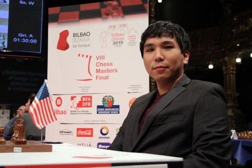 Wesley So au 8e Bilbao Masters