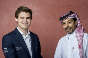 Magnus Carlsen gagne le Qatar Masters Chess Open 2015