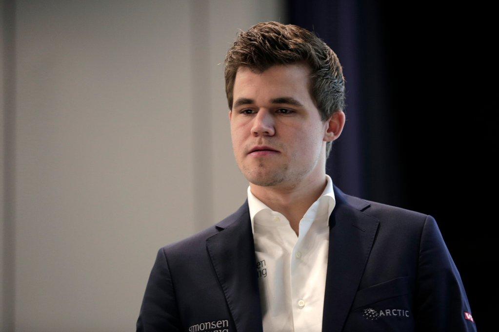 Magnus Carlsen London Chess Classic 2015