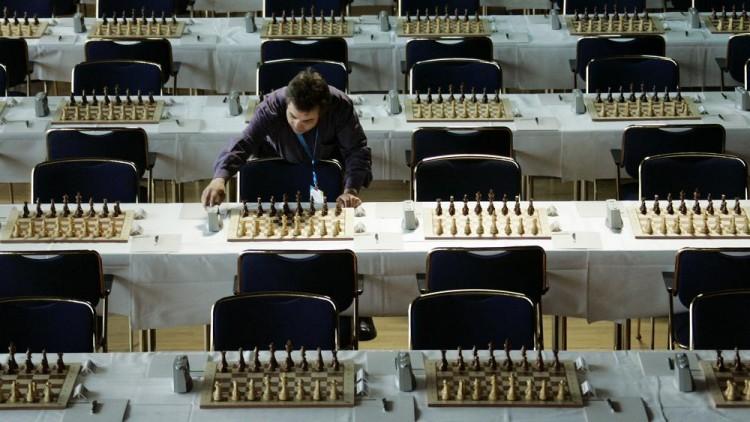 Tournoi jeu d'échecs