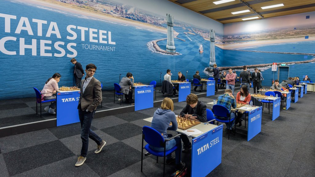 Tata Steel Chess 2016 Ronde 1
