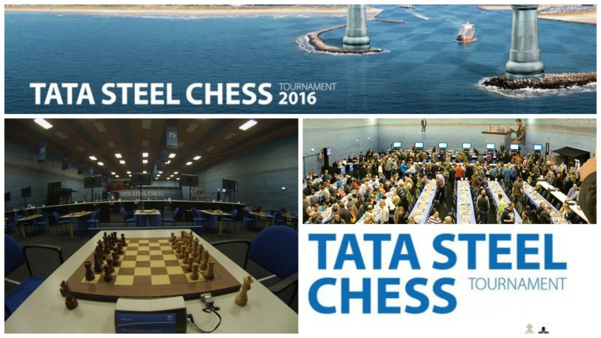 Tata Steel Chess 2016