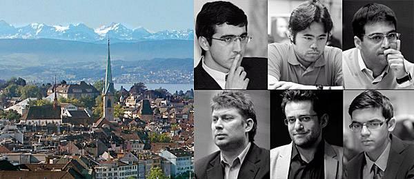 Zurich Chess Challenge 2016