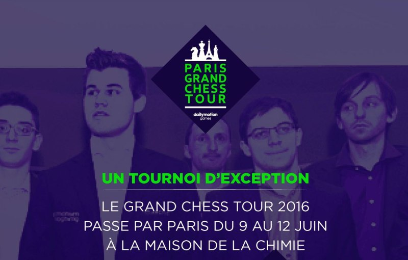 paris grand chess tour rapide et blitz 2016 capakaspa. Black Bedroom Furniture Sets. Home Design Ideas
