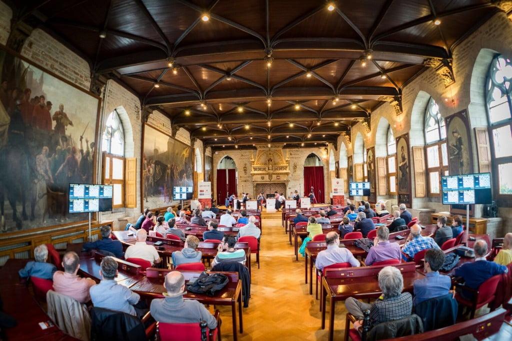 Your Next Move Grand Chess Tour 2016 Magnifique Salle de jeu