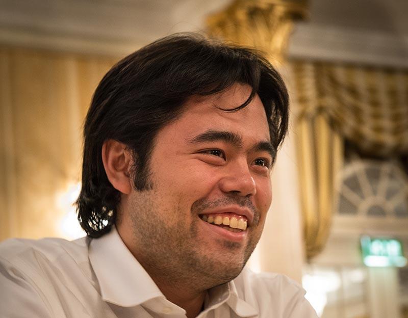 Zurich Chess Challenge 2016 Hikaru Nakamura