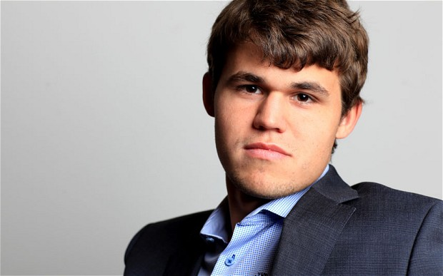 Championnat du Monde d'échecs 2016 Magnus Carlsen