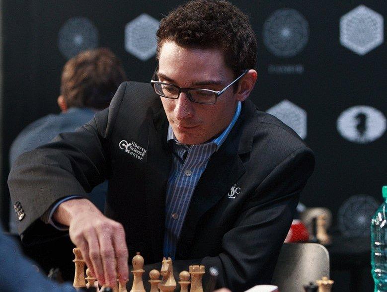 Tournoi des Candidats 2016 Ronde 10 Caruana