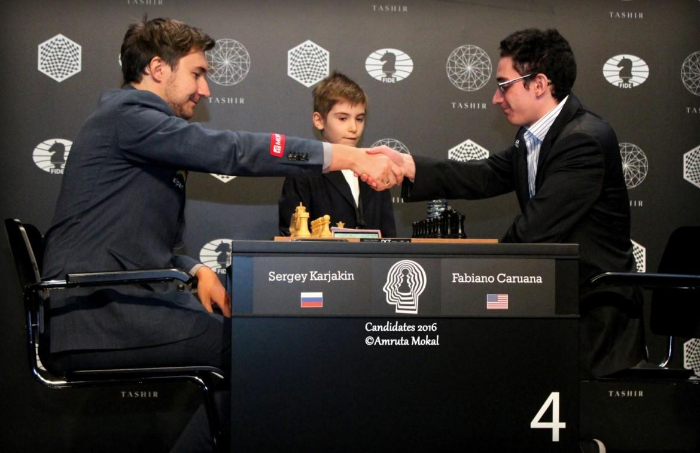Tournoi des Candidats 2016 Sergey Karjakin sera le Challenger