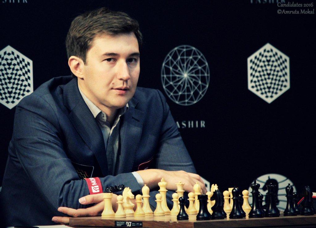 Tournoi des Candidats 2016 Ronde 4 Karjakin