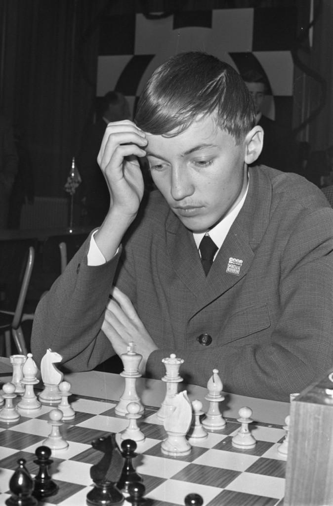 Anatoly Karpov en 1967