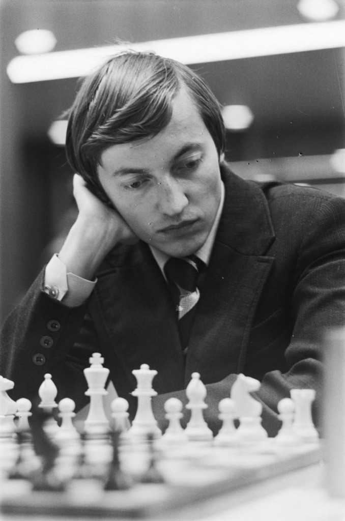 Anatoly Karpov en 1977
