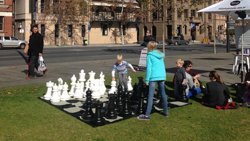 Apprendre à jouer aux échecs